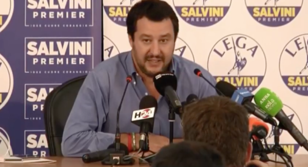 salvini migranti