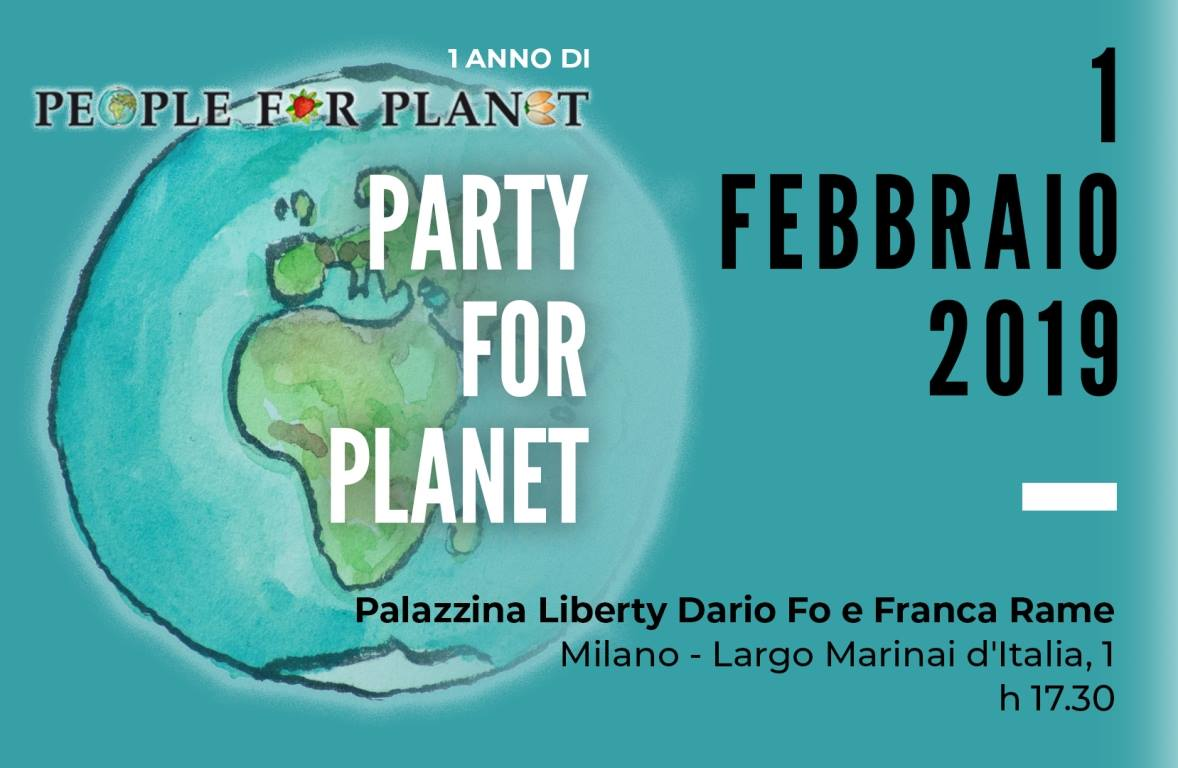 party for planet people for planet