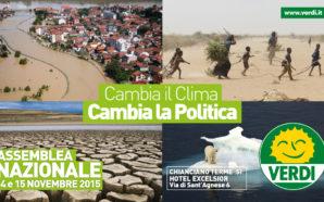 Assemblea nazionale verdi 2015