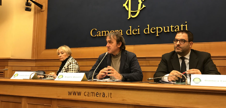 conferenza stampa Camera