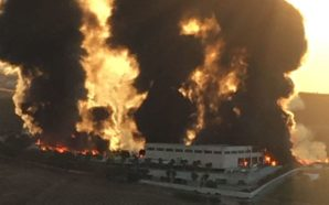 impianti repupero rifiuti incendi