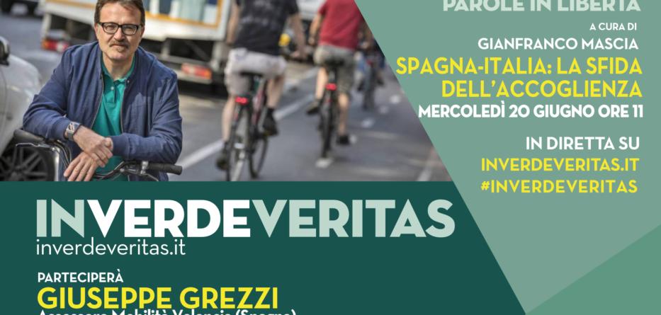 Giuseppe Grezzi Valencia in verde veritas