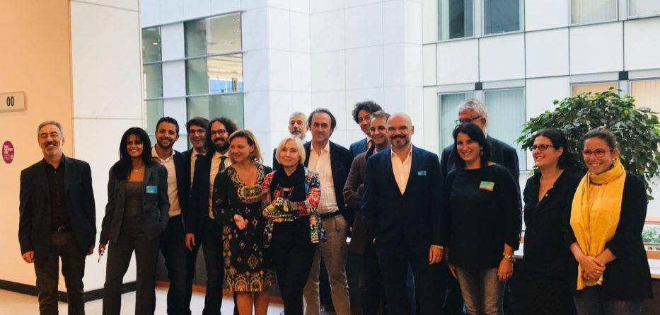 Verdi europei bruxelles 16 ott 2018