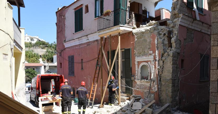 condono edilizio Ischia