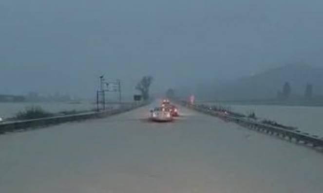maltempo alluvione calabria
