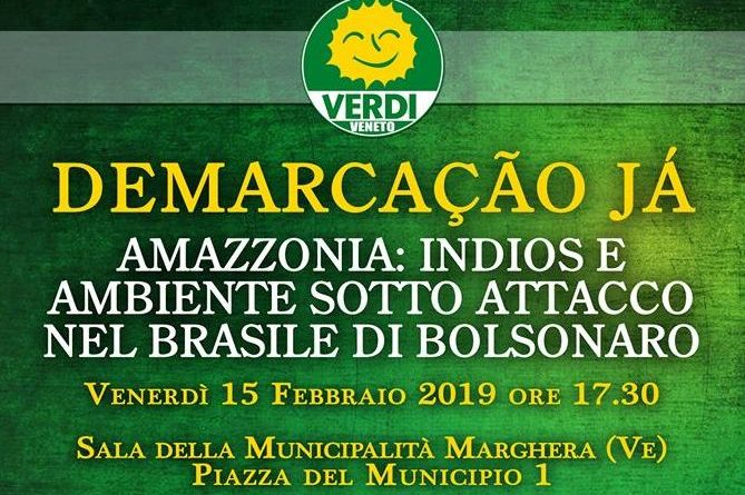 Amazonia India Bolsonaro