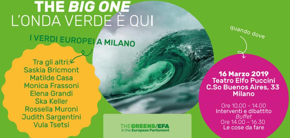 The bIg One Onda Verde Milano