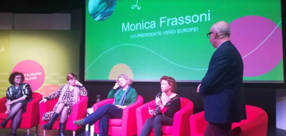 verdi europei Monica frassoni